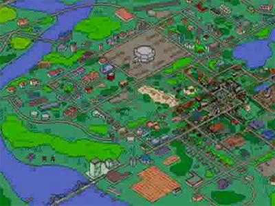 Los Simpson - Springfield