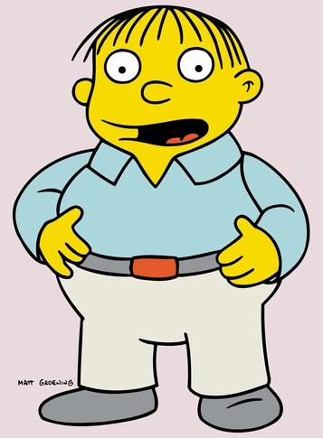 Pagina web de los simpsons personajes - Simpson ralph ...