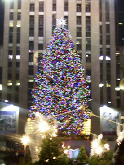 Weihnachtsbilder New York.Sina Goes To The Usa