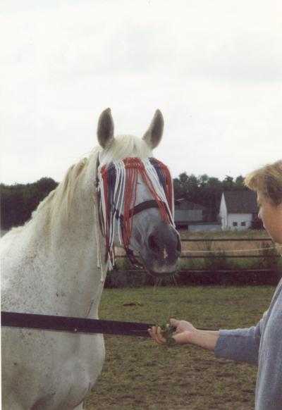 Cheyenne und Anja