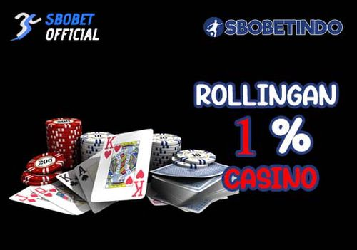 Rollingan Casino 1%