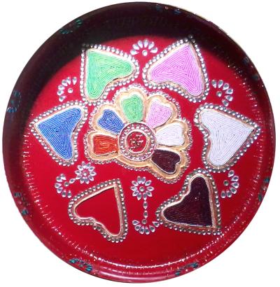 Puja Thali Beads