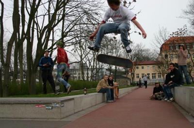 Felle Kickflip