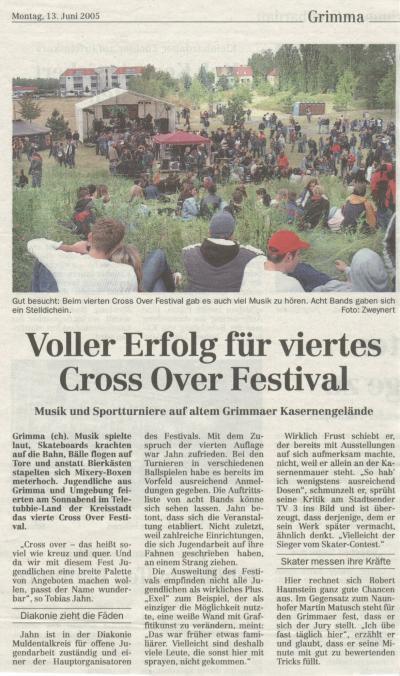 4. Crossover Festival