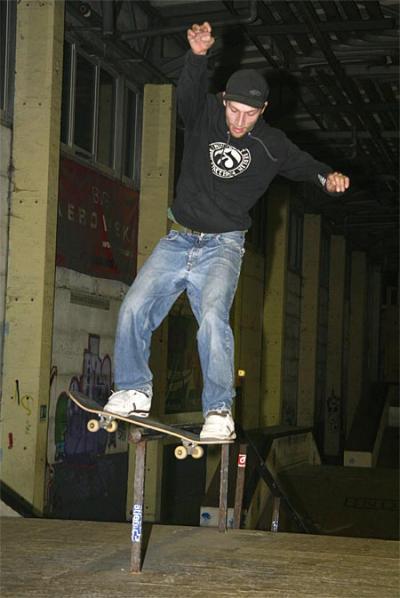Martin Boardslide