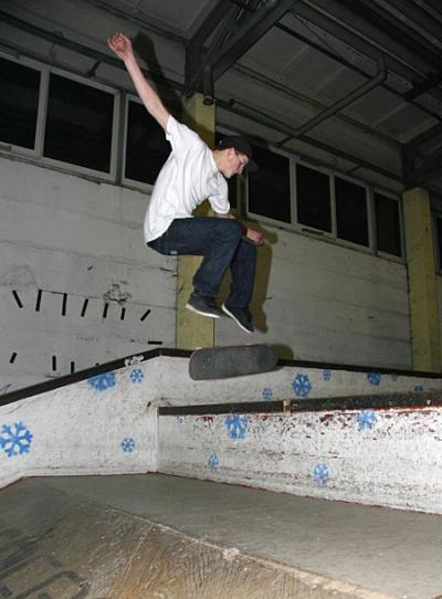 Robert Kickflip