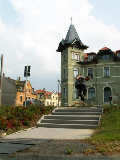 Thomas Switch Kickflip