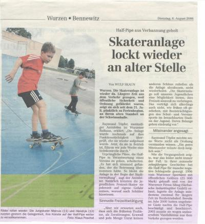 Wurzen Skatepark