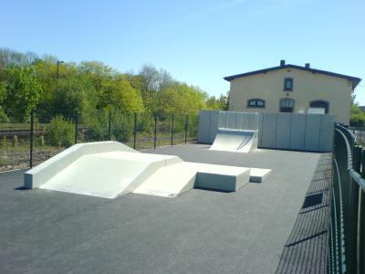 Naunhof Skatepark 1