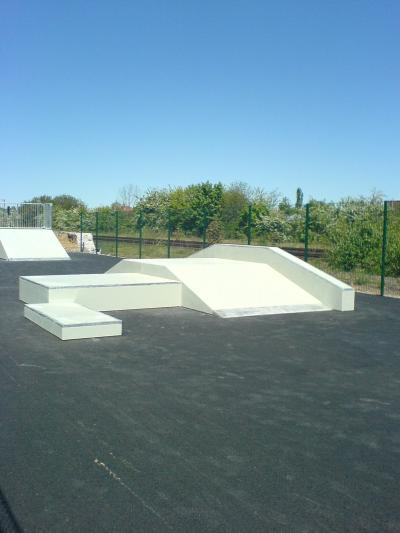 Naunhof Skatepark 2