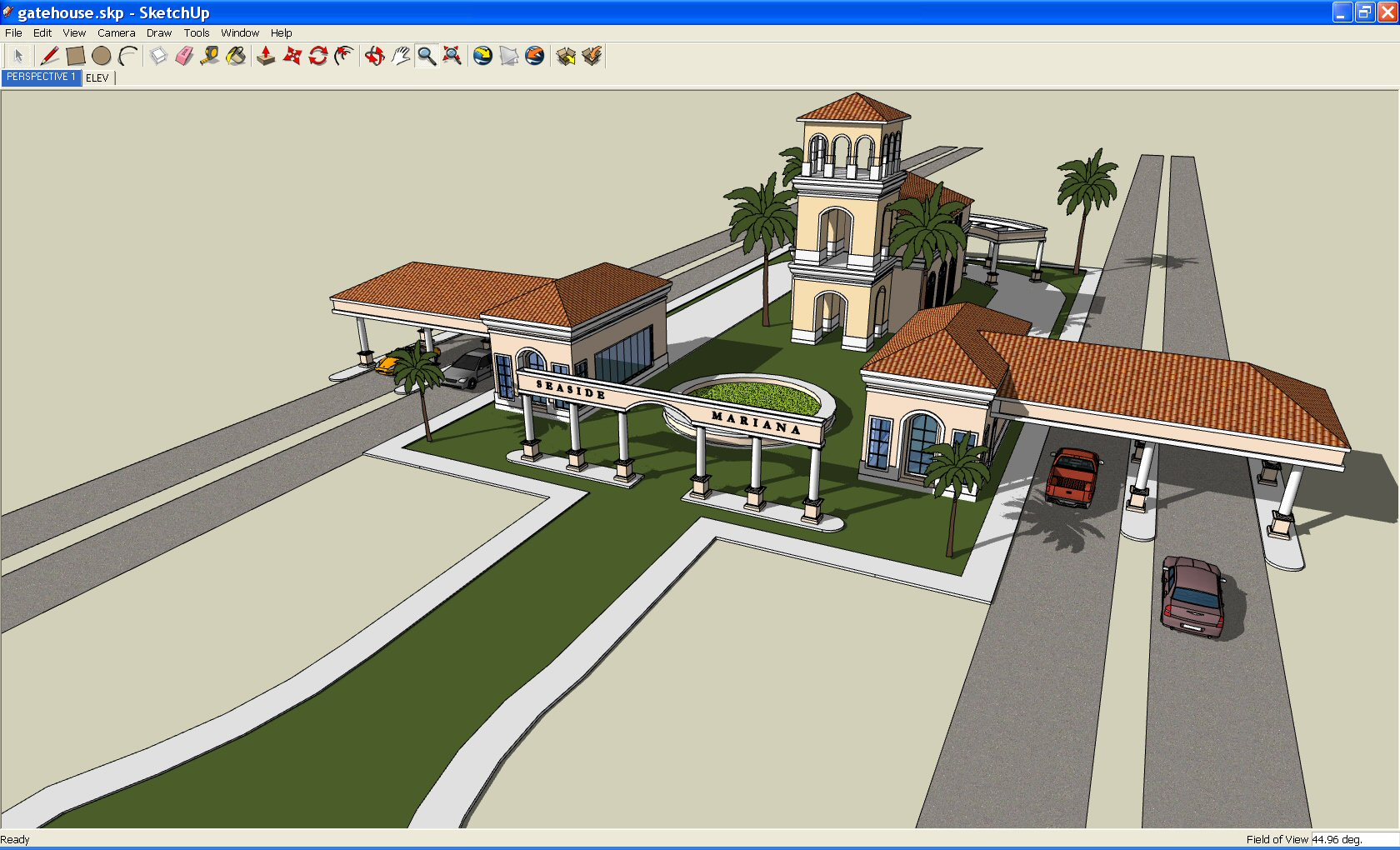 Sketchup for Disegno 3d free