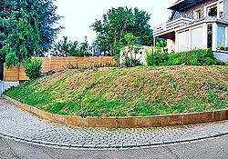 skm-garten- und landschaftsbau günter müller - hang-garten, Gartenarbeit ideen