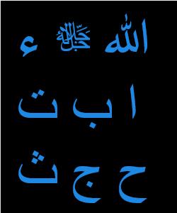 Klavyede Arapça İşaretler