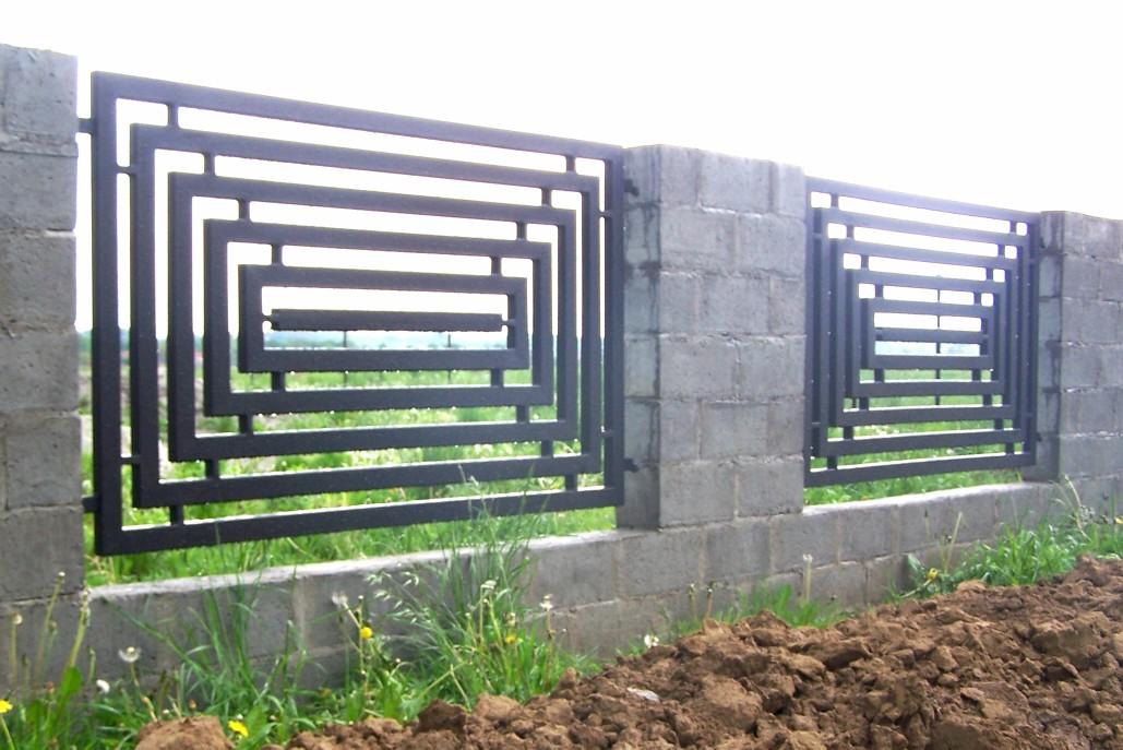 Modish Ogrodzenia, bramy, barierki, sztachety, ogrodzenie, Gorlice TJ11