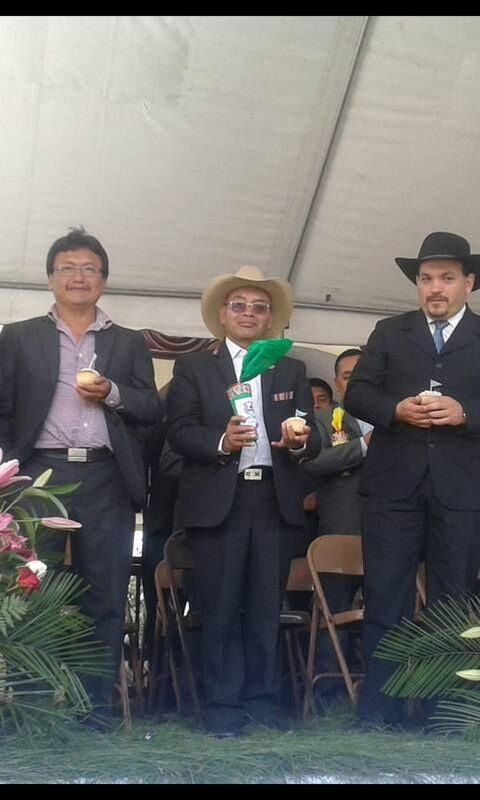 ¿Serapio Ordoñez es el actor principal de