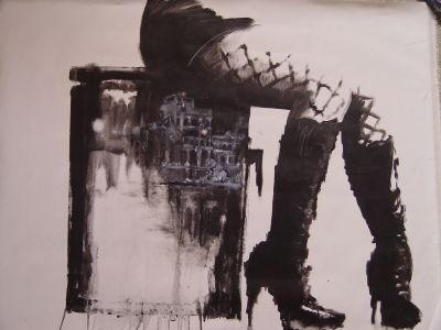 Artist Alejandro Leyva