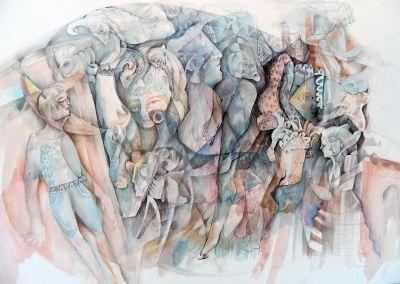 FELIPE ALARCON-Aries, el viaje incansable