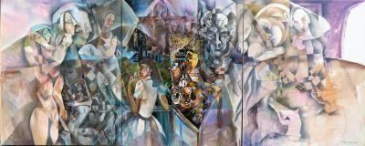FELIPE ALARCON-Picasso, amor y suicidio.