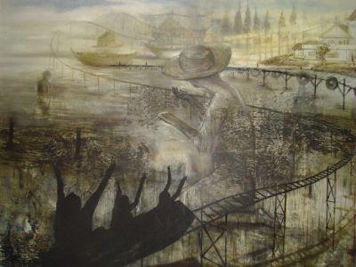 Artist Li Dominguez Fong