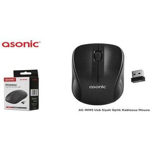 asonic kablosuz mouse