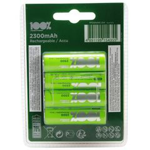 gp 2300mAh rechargeable