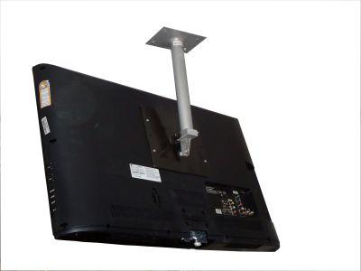 Soporte de televisor led lcd plasma en quito galeria - Soportes de tv para techo ...