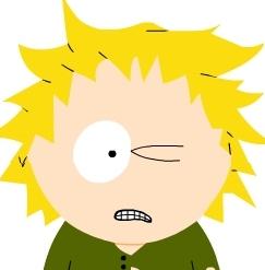 South Park Krücken