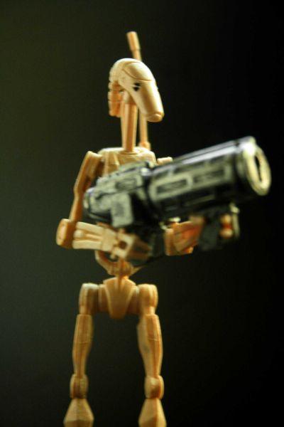 Star Wars Toys - Battle Droid-1743