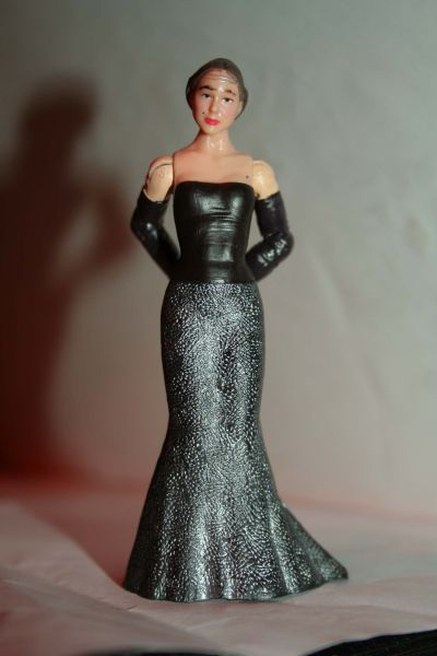 Star Wars Toys - Padme In Leather-3085