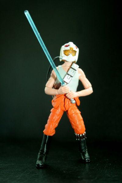 Star Wars Toys - Luke Skywalker And Mara Jade-8924