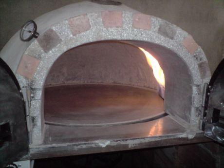 Hornos a le a y gas por conveccion hornos artesanales a - Hornos metalicos de lena ...