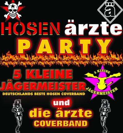 Hosen-Ärzte Party