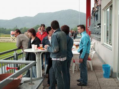 Bild 1 vom Glanegger Stadion