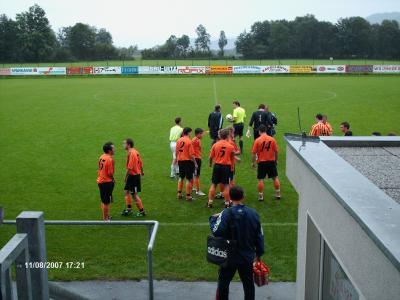 Bild 2 vom Glanegger Stadion