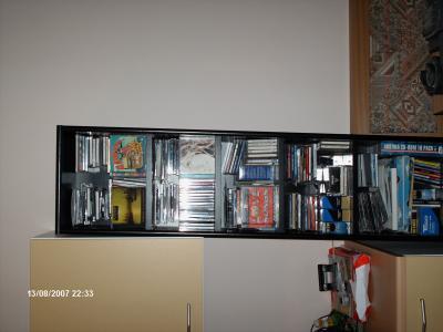 meine DVD-Sammlung
