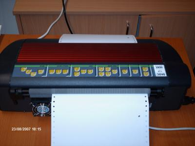 Brailledrucker