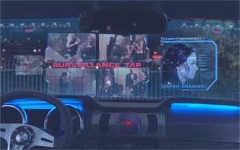 Knight 3000 Cockpit