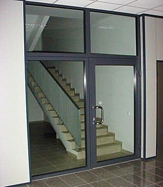 menuiserie aluminium et stores reghaia algerie baie vitr e aluminum. Black Bedroom Furniture Sets. Home Design Ideas