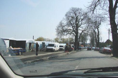 droga przez Czacz
