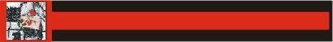 baner czerwono-czarny