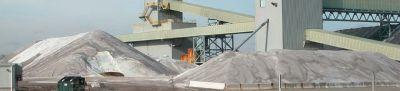 Salzwerk, Salzberbau, Auftausalz Streusalz Großhandel, Streusalz