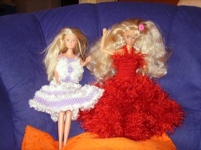 Ankes Strickwelt Barbie