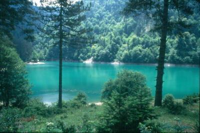 derin göl