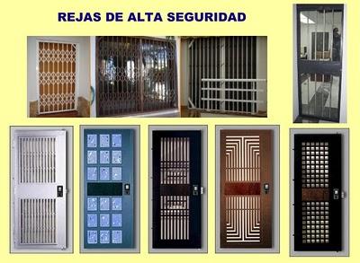 Modelos de rejas rejas para ventanas with modelos de - Verjas de seguridad ...