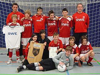 RWE U13 - Hallenchampion 2009