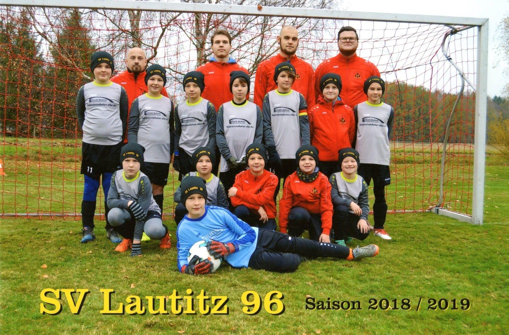 Jugendmannschaft 2018/2019