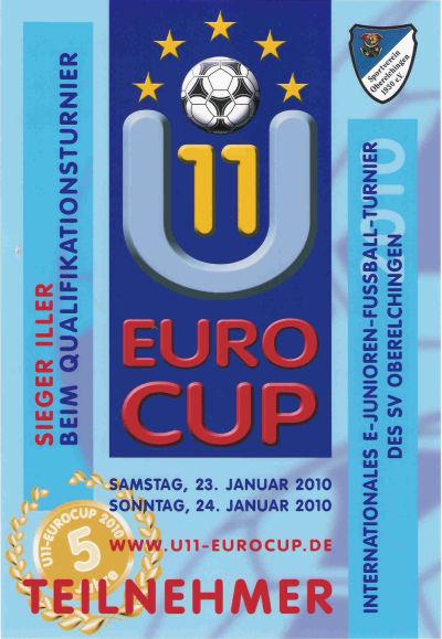 zur Website des U11 Eurocup