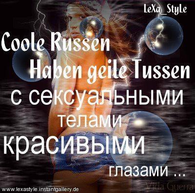 Coole Russen Sprüche
