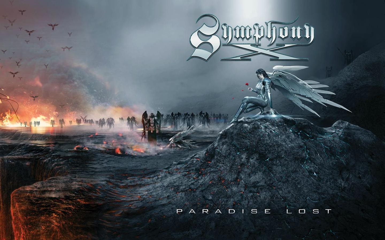 Imagen extensa de Paradise Lost, disco más exitoso de Symphony X