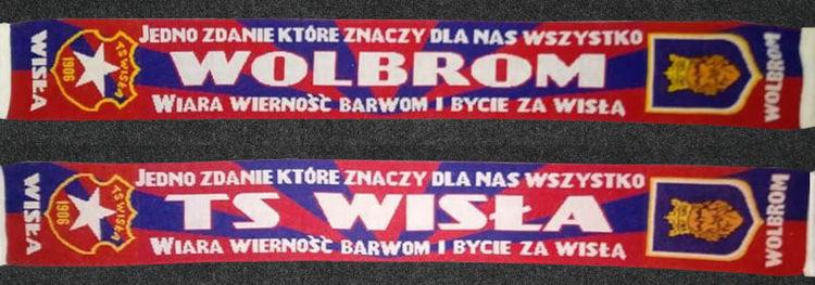 Szalik Wolbrom Wisła Kraków